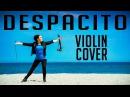 Despacito - Luis Fonsi Yankee (Cristina Kiseleff Electric Violin Cover)