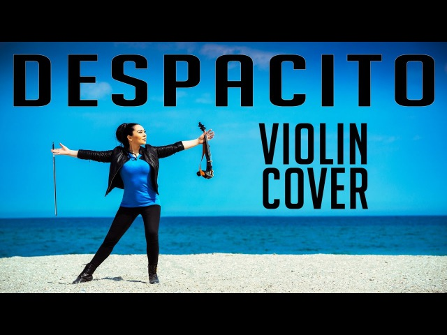 Despacito - Luis Fonsi ft.Daddy Yankee (Cristina Kiseleff Electric Violin Cover)