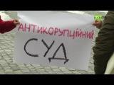 Харьковчане требуют отменить неприкосновенность депутатов