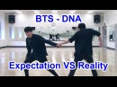 Dance Cover BTS - DNA Expectation VS Reality