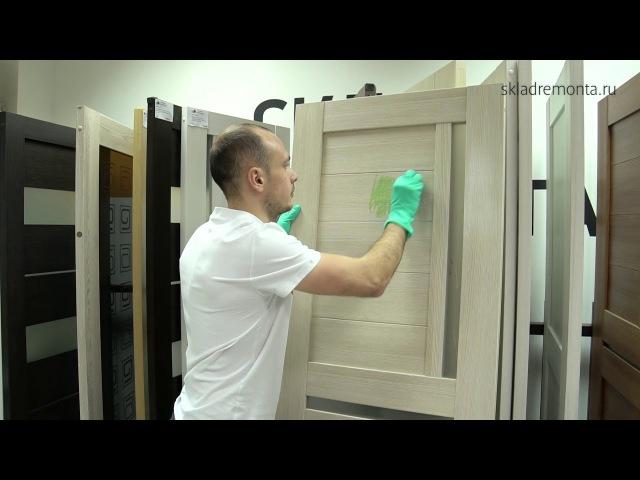 Межкомнатные двери Экошпон Видео обзор с тестами смотреть онлайн без регистрации