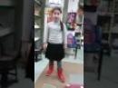 ПРИКОЛ! Смешная дагестанская девочка!