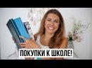 ПОКУПКИ КАНЦЕЛЯРИИ К ШКОЛЕ 2017!