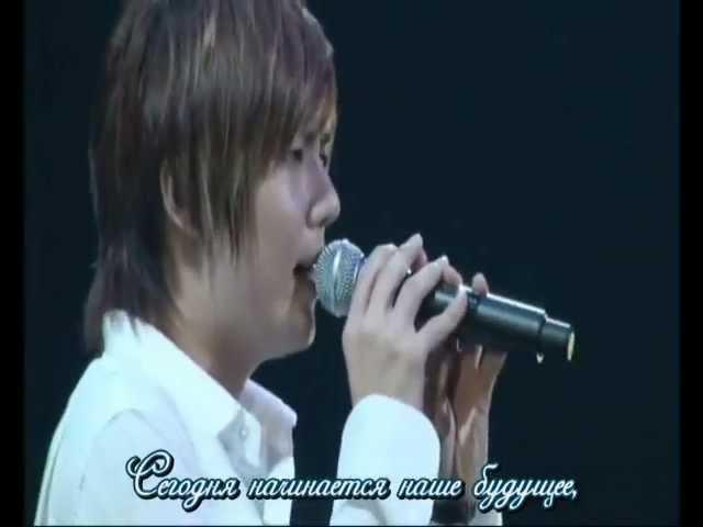 Kim Kyu Jong - Hikari [rus sub]