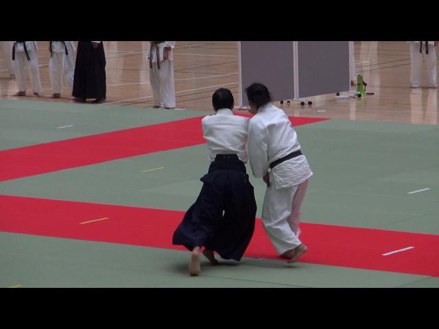 第62回演武会 養神館 比嘉先生 -2017 Demo Yoshinkan Higa sensei