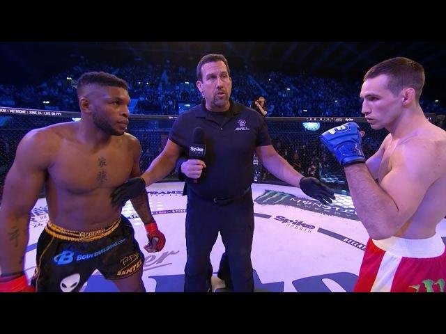 Bellator MMA Paul Daley vs. Rory MacDonald - FULL FIGHT