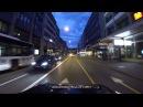 Switzerland 242 (Camera on board): Ville de Fribourg, par l'Ouest by night (GoPro Hero3)