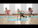 Anna Renderer - 20-Minute Low-Impact Cardio Workout (Popsugar) | Низкоударная кардио-тренировка