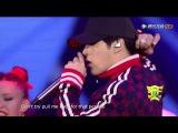 180113 GOT7 Jackson Wang - Papillon Performance