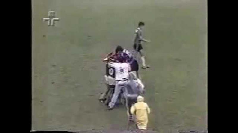 Portuguesa 4x0 Grêmio Final da Copa São Paulo de Juniores 1991
