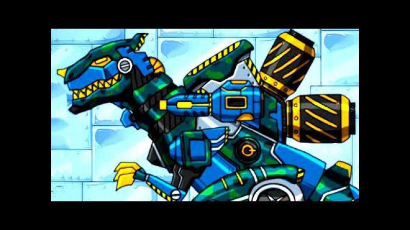 Dino Robot Dino Corps - Dinosaur Train - Lego Duplo for Kids