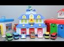 로보카 폴리 본부 꼬마버스 타요 뽀로로 장난감 мультфильмы про машинки Робокар Поли Тайо Игрушки Robocar Poli Toy