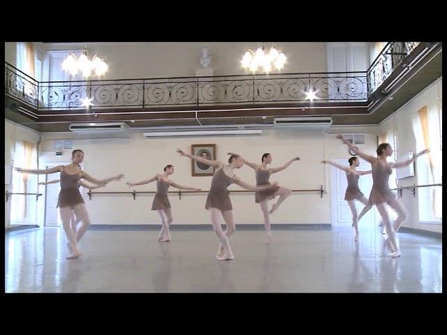 Vaganova classical dance exam. Part 2