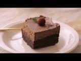 Пирожные с шоколадным муссом [Рецепт приготовления] | Медовый Дом
