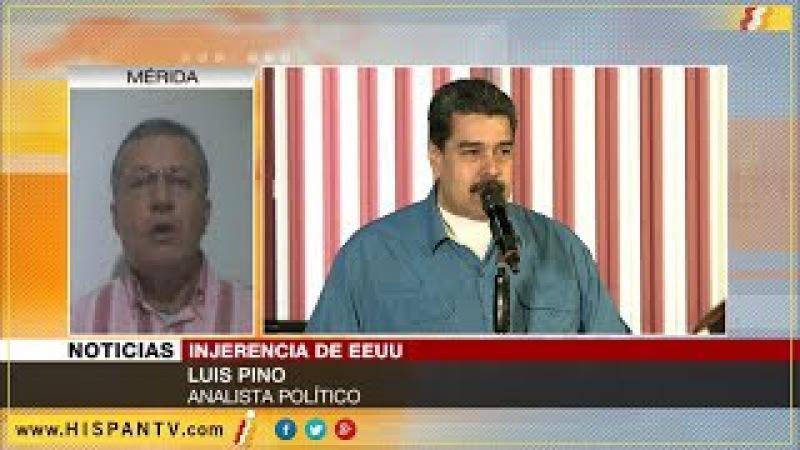 'Se ahogarán conspiraciones deficientes de EEUU ante Venezuela'