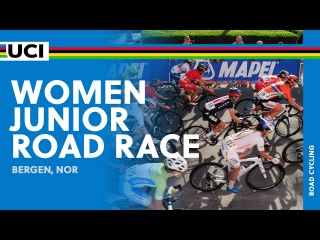 2017 UCI Road World Championships - Bergen (NOR) / Women Junior Road Race
