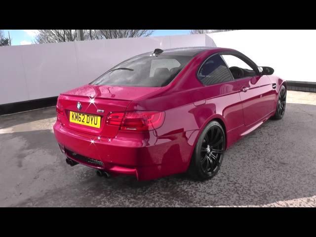 BMW M3 M3 Limited Edition 500 2dr DCT U21340