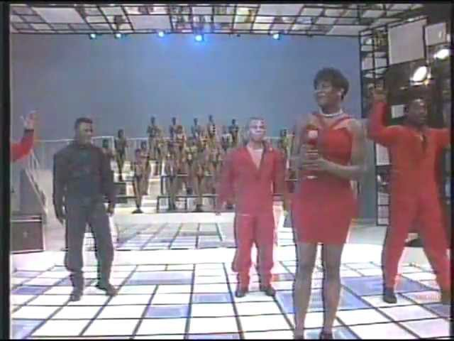 BG The Prince Of Rap @ Faustao (Live in Brazil 1994) The Colour Of My Dreams Round And Round
