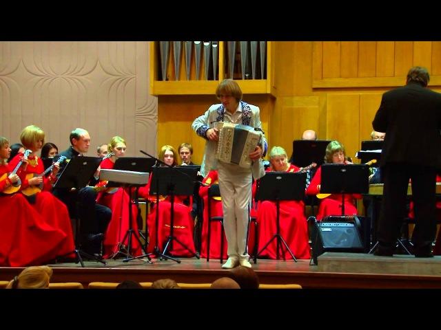 Гармонист Павел Уханов - Шизгара-Танки