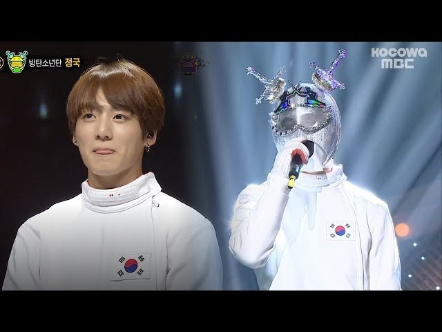 JungKook (BTS) - IF YOU Cover [The King of Mask Singer Ep 72]