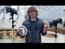 Олег Зотов съемка лукбука с Profoto B1 Как сымитировать солнце