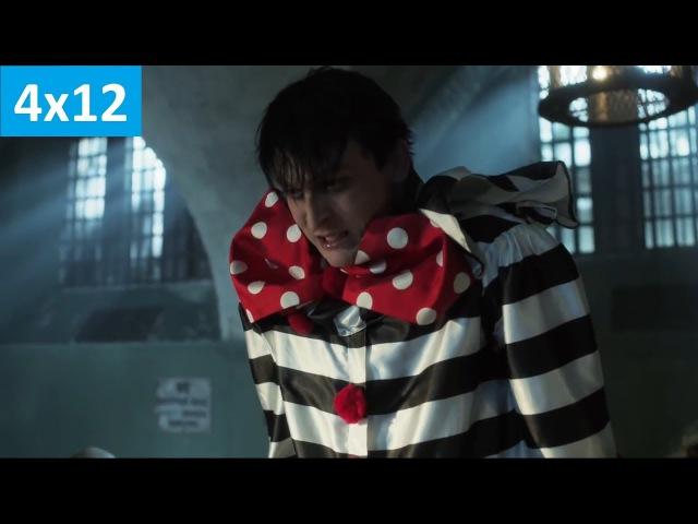 Готэм (4 сезон, 12 серия) Русский расширенный трейлер (субтитры) Gotham 4x12