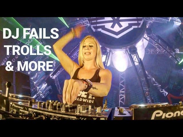 MEGA COMPILATION DJ FailsTrollsEpic Random Moments!!