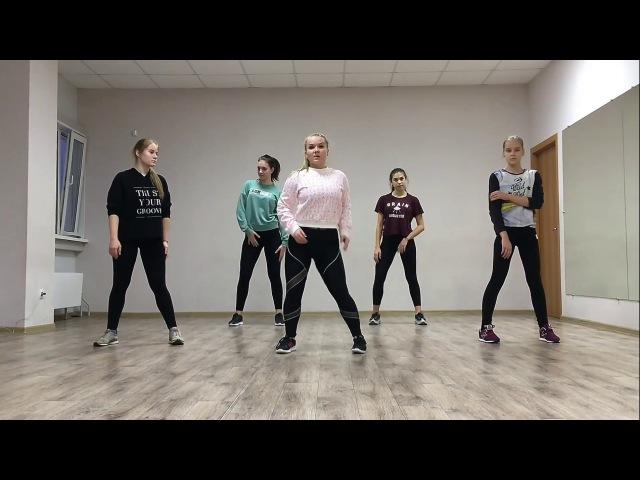 FEMALE DANCEHALL STEPS | GAIKA (SO WHAT CREW)