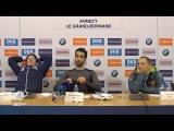 #ALGB17 men's mass start press conference
