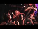 CANNIBAL CORPSE Feat Trevor Strnad STRIPPED RAPED AND STRANGLED Oslo 2018