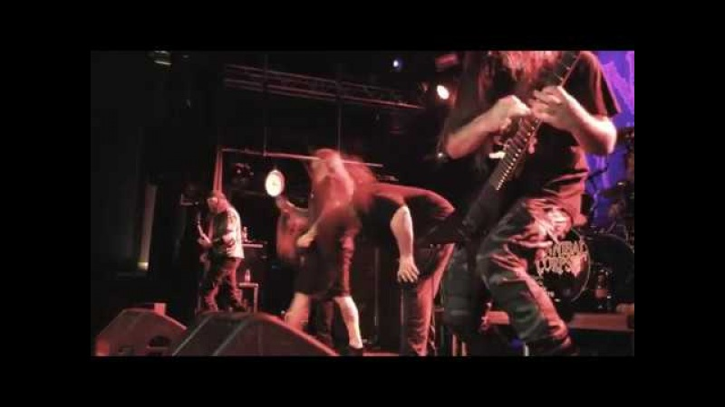 CANNIBAL CORPSE (Feat. Trevor Strnad) - STRIPPED, RAPED AND STRANGLED [Oslo 2018]