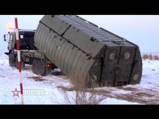 Анонс программы «Военная приемка» на 11 марта, посвященный наведению понтонной переправы по льду замерзшей реки