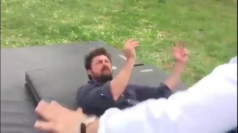 Shooting Bent