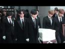 ★[SHINee 종현 발인] 소녀시대•슈퍼주니어•샤이니 눈물속 운구행렬★