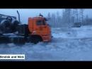 Подборка Дороги Севера Бездорожье России ! !