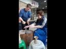 МК на гончарном круге в ТЦ САНиМАРТ