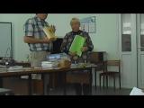 Лидия Любомирская презентует книгу стихотворений.