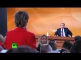 С кем Путин сравнил Навального, отвечая на вопрос Собчак?