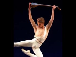 Classic ballet hot lycra # 3 (bulge).