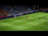 FIFA18 Дриблинг Манэ, гол Икарди