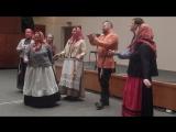 Игровая песня Симбирского края. Фольклорный ансамбль