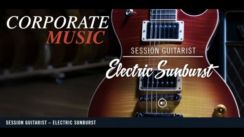 Electric Sunburst Corporate Music