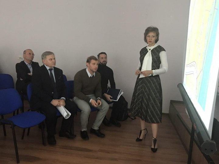 Самоходкин принял участие в работе Градостроительного совета