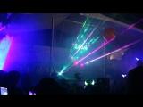 Лазерное шоу  на День поселка