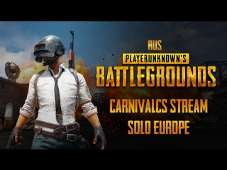 PLAYERUNKNOWN'S BATTLEGROUNDS - LOW SKILLED GAMING