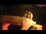 Claudia Hirschfeld - Konzert im MUSIC STORE - Johann Sebastian Bach Toccata (Tec