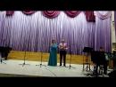 Поют Татьяна и Виктор Земины песня Раскачала