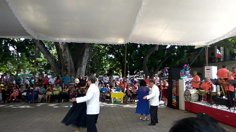 Oaxaca dance