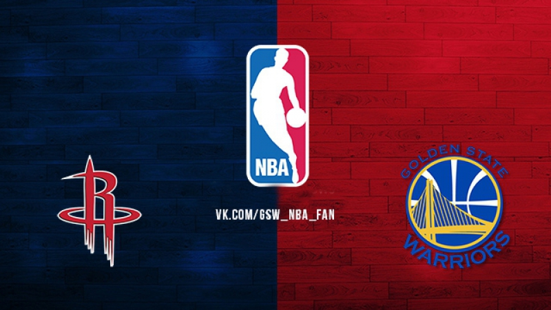 NBA 2017-18 / 21.01.18 / Warriors at Rockets / Full Game HD