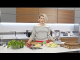 Рецепт смузи от Полины Киценко